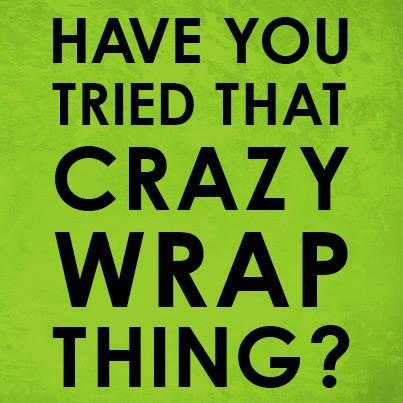 crazy wrap